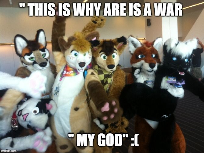 laughable Furries memes