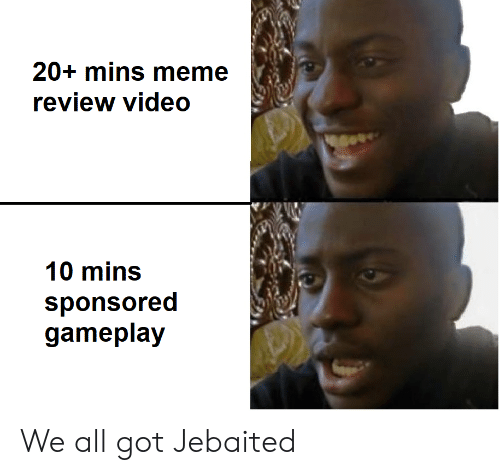 laughable Jebaited memes