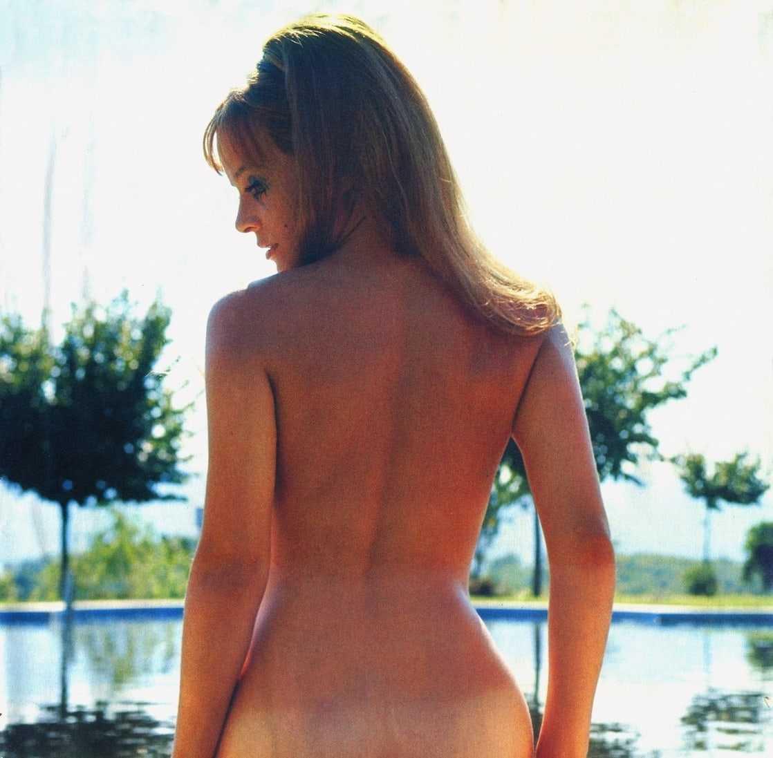 laura antonelli near-nude