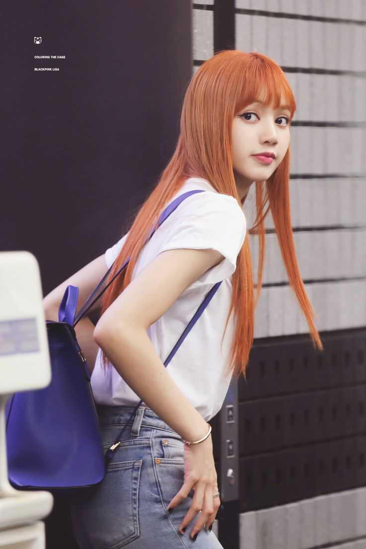 lisa brown hair