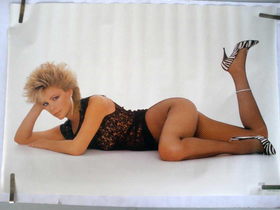 lisa hartman black sexy dress