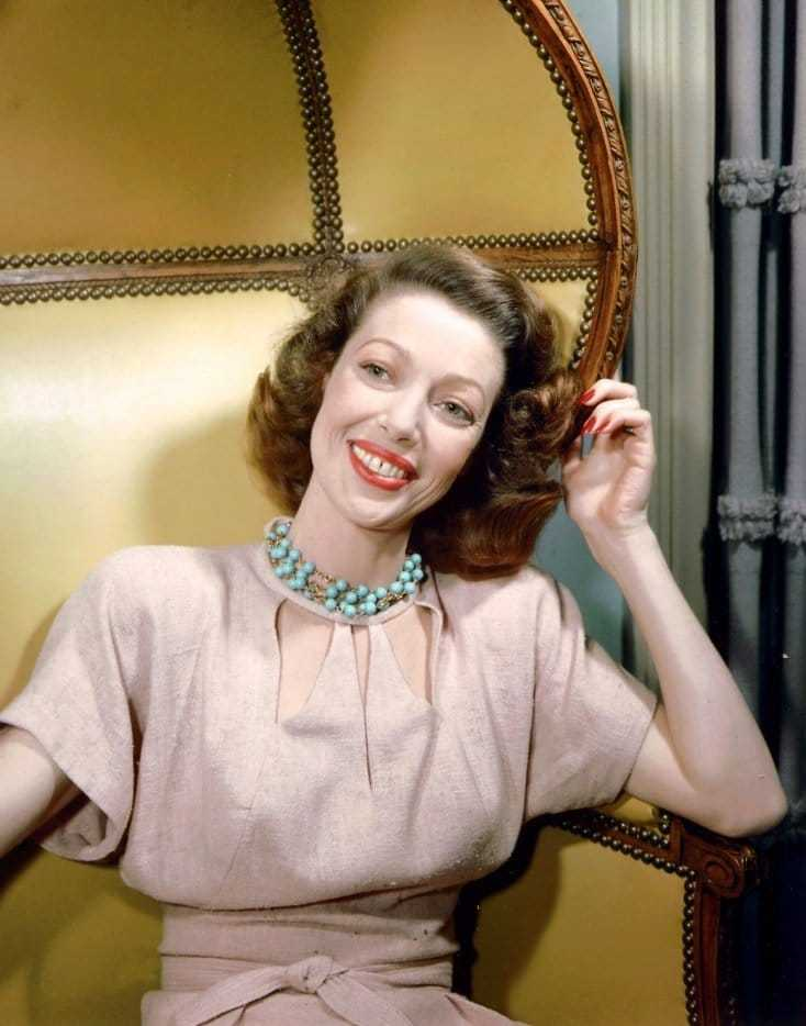 loretta young gorgeous