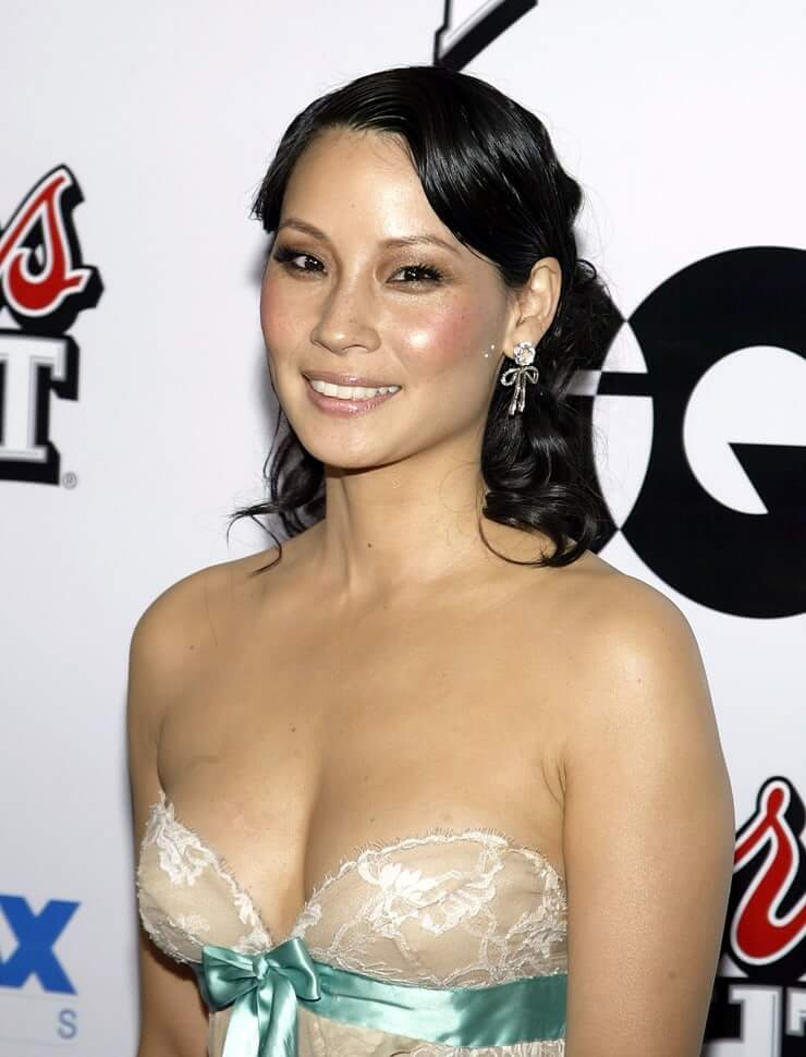 lucy liu hot pictures
