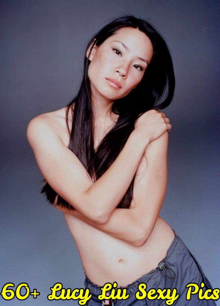 Smoking Is Sexy Lucy Liu