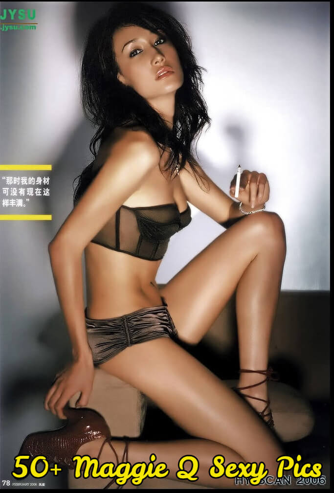 65 Maggie Q Sexy Pictures Which Are Essentially Amazing Geeks On Coffee
