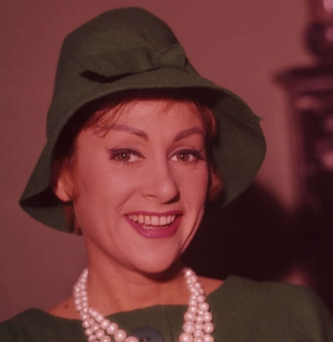 martine carol smile