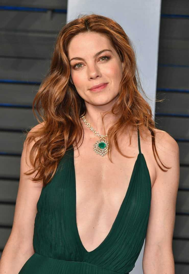 michelle monaghan cleavage