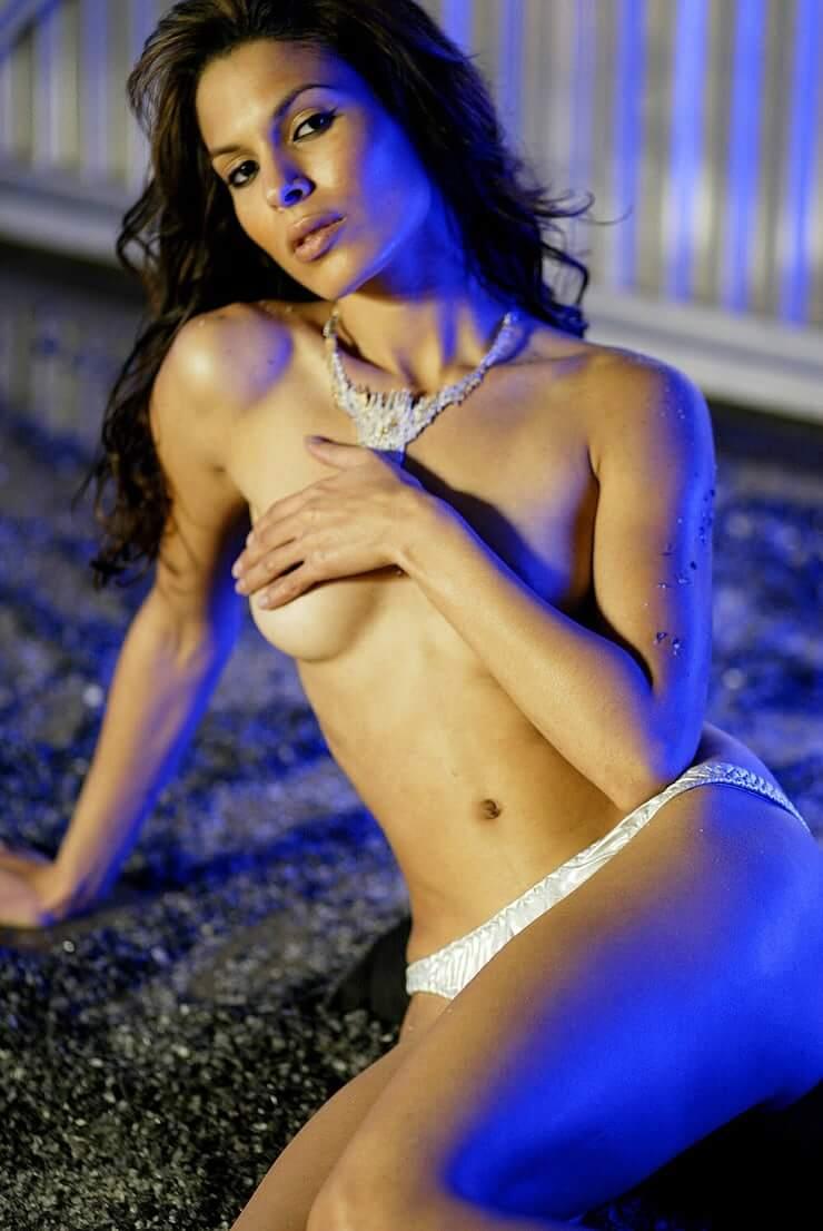 nadine velazquez topless