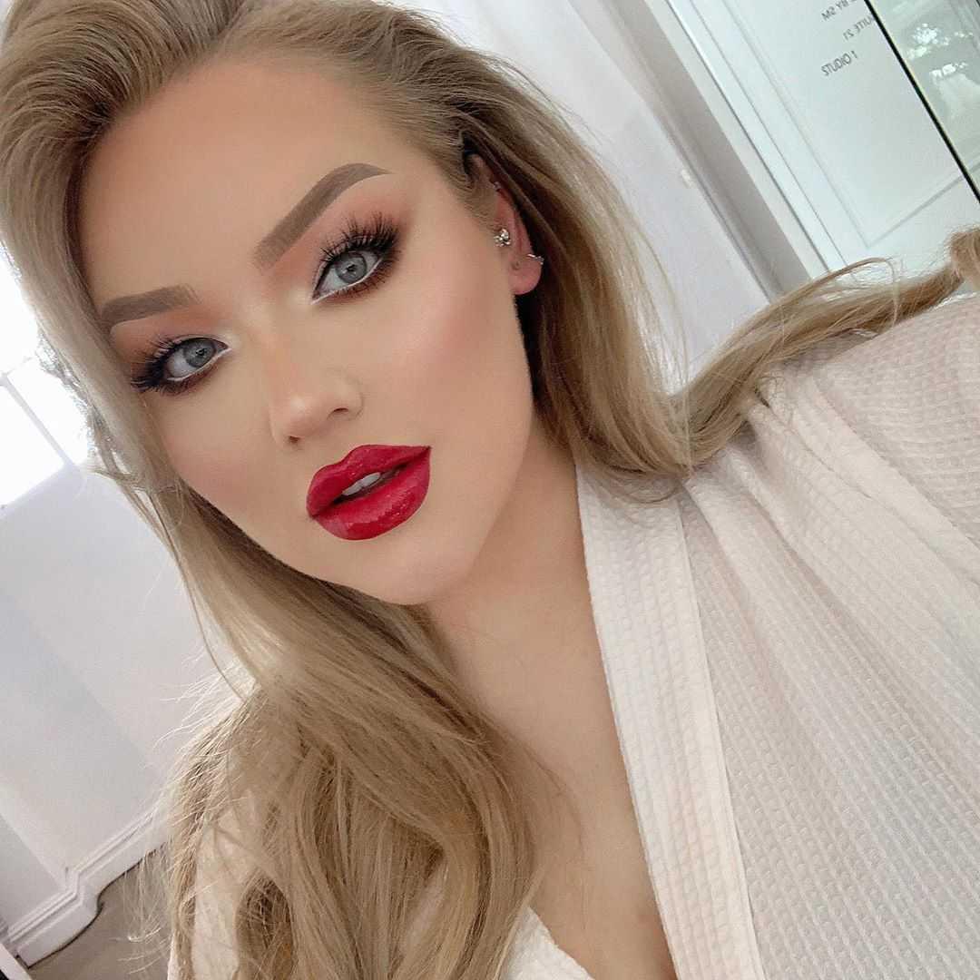 nikkie tutorials red lips