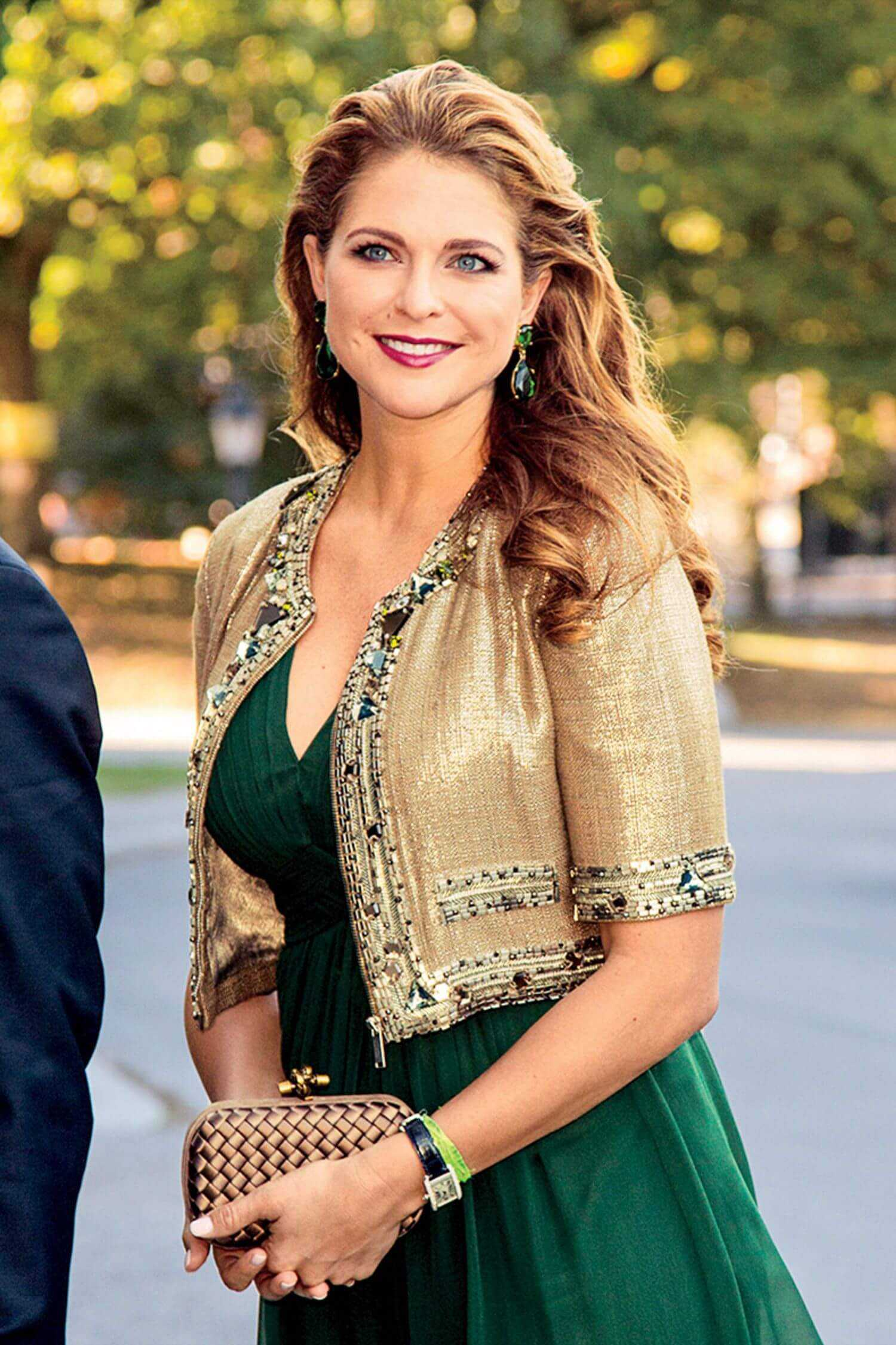 princess madeleine, duchess of halsingland and gastrikland cute smile