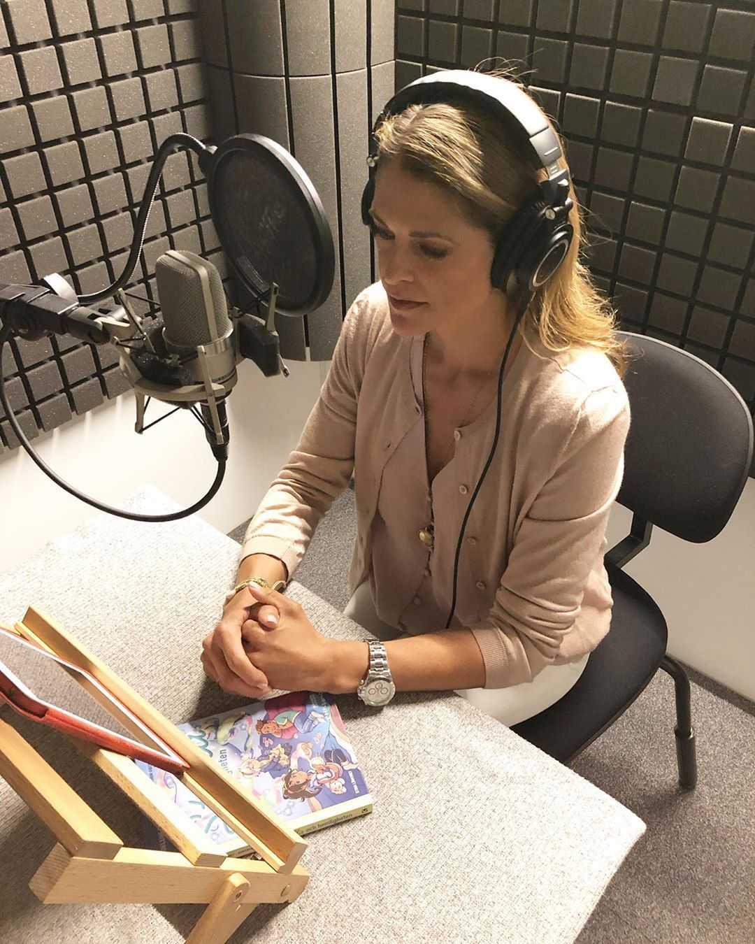 princess madeleine, duchess of halsingland and gastrikland listning songs