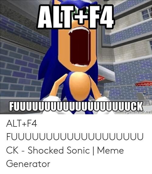rib-tickling Alt + F4 memes