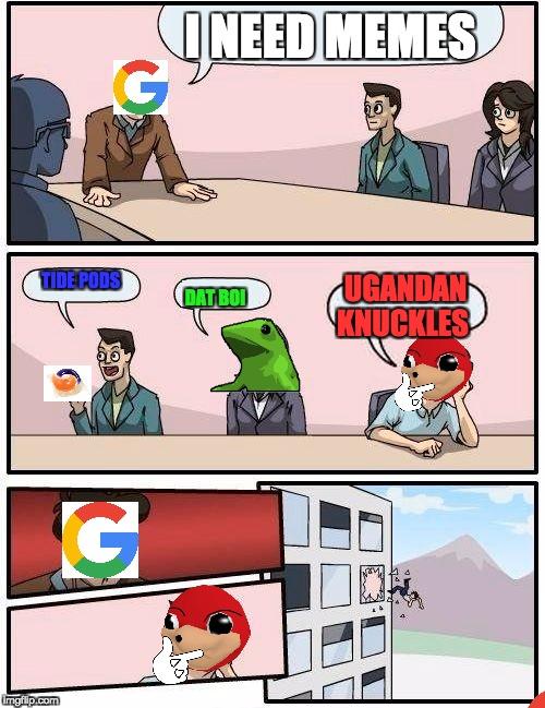 rib-tickling Boardroom Suggestion memes
