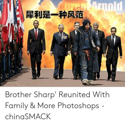 rib-tickling Brother Sharp memes
