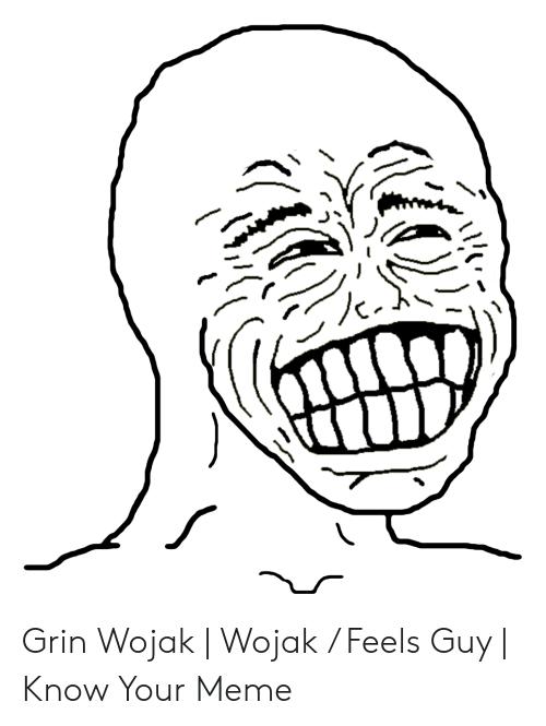 rib-tickling Wojak Feels Guy memes