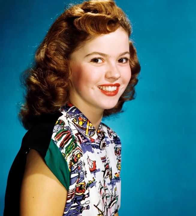 shirley temple cute smile