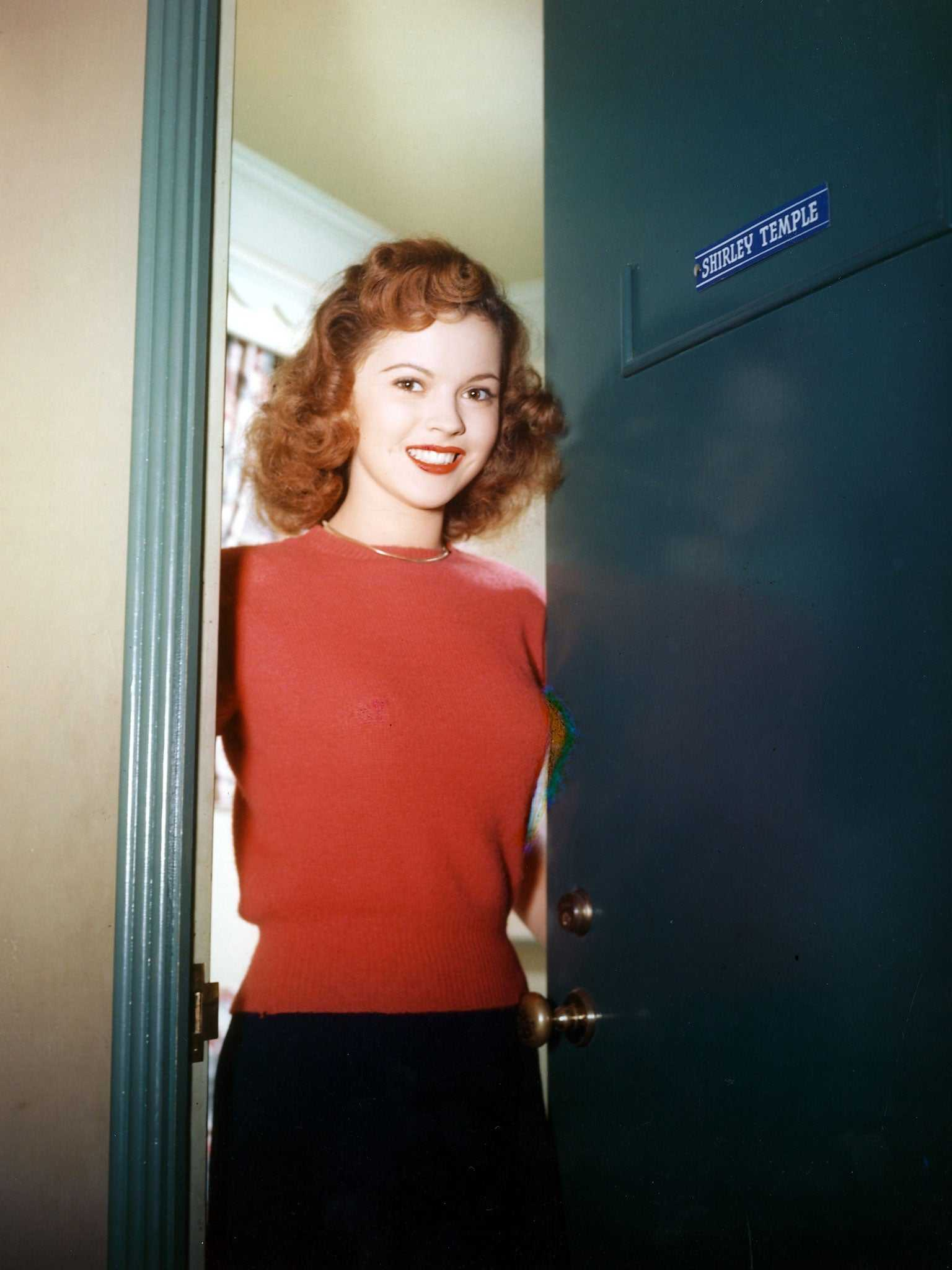 shirley temple gorgeous
