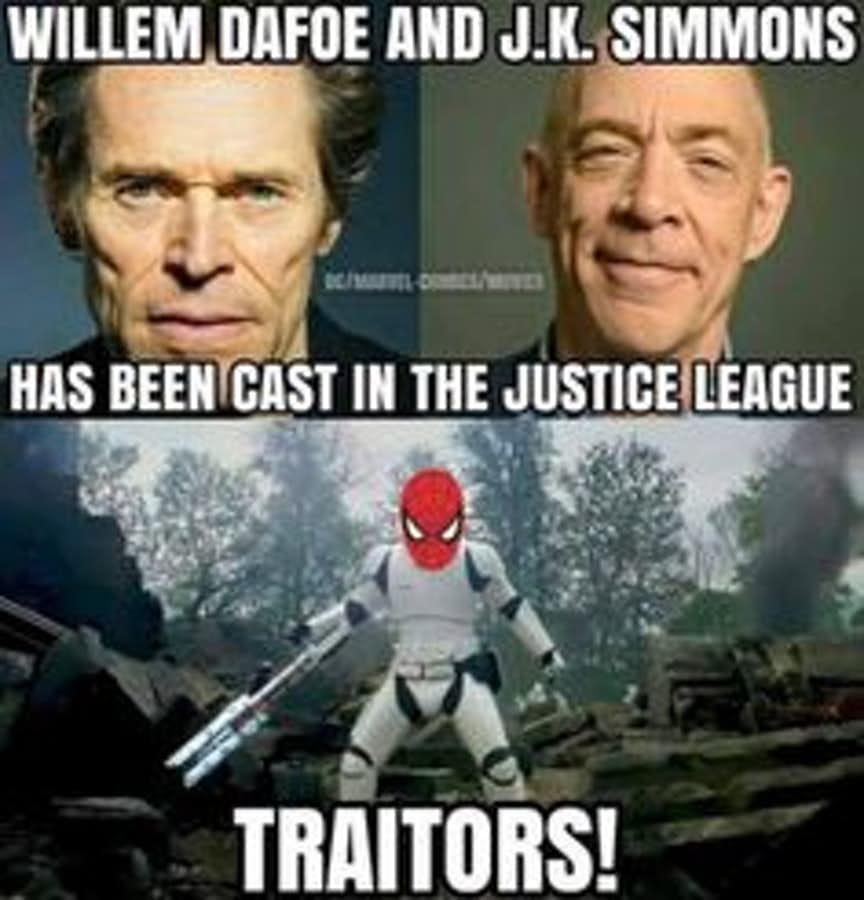 sparkling Avengers Vs Justice league memes