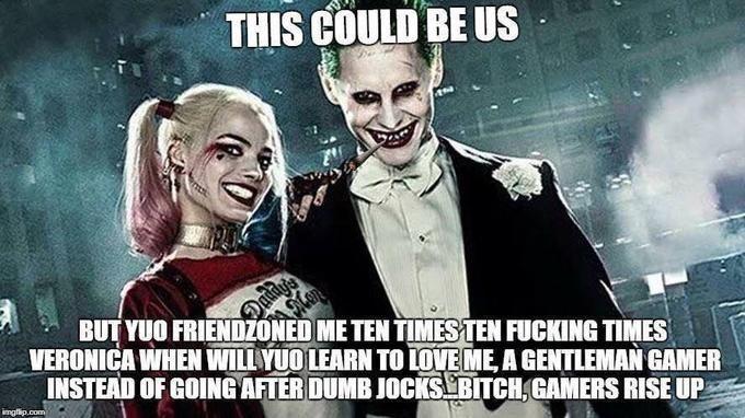sparkling Gamer Joker Gamers Rise Up memes