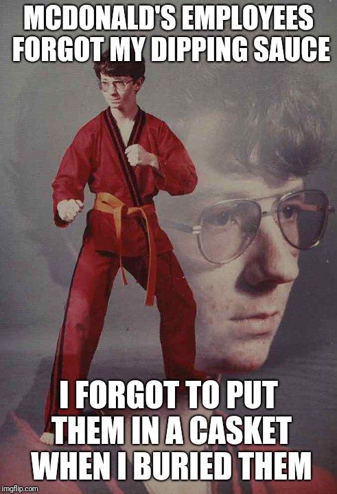 sparkling Karate Kyle memes
