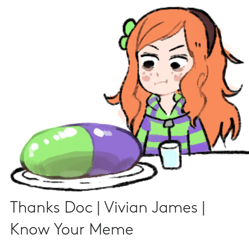sparkling Vivian James memes