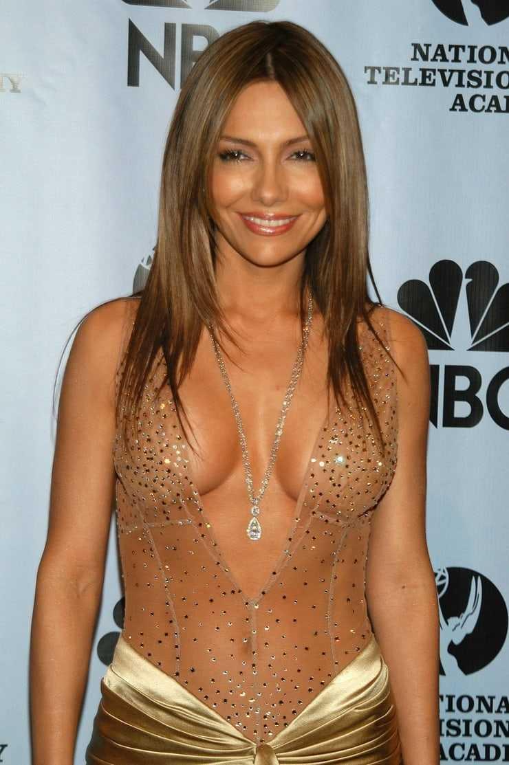 vanessa marcil cleavage
