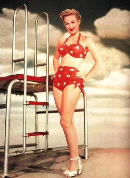 virginia mayo bikini