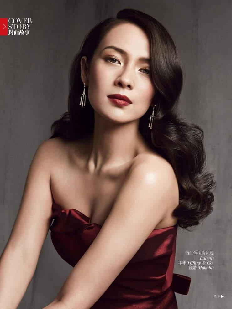 ziyi zhang looking sexy