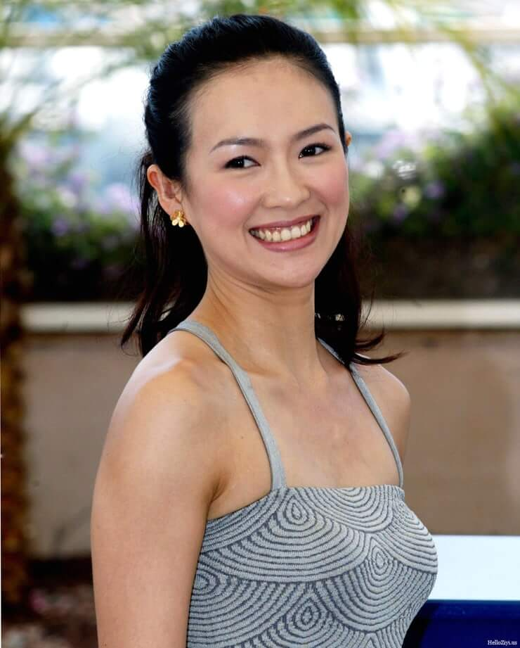 ziyi zhang sexy smile