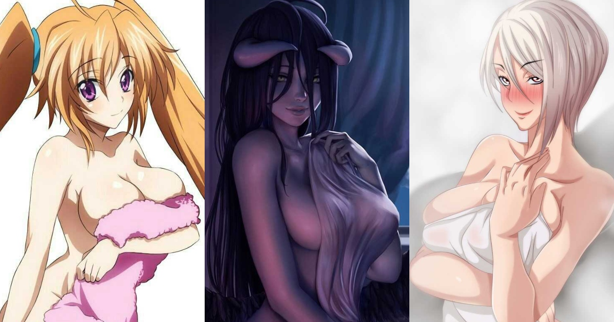 25 Hottest Anime Girls Of 2020 Who Will Melt You!
