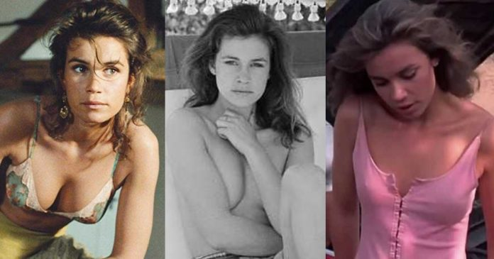 55 Valérie Kaprisky Sexy Pictures Will Spellbind You With Her Dazzling Body