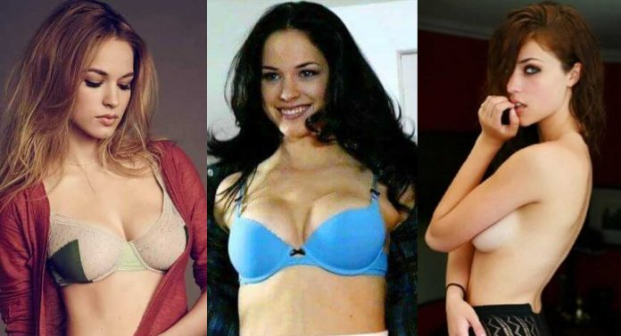 61 Alexis Knapp Sexy Pictures Which Will Make You Become Hopelessly Smitten With Her Attractive Body