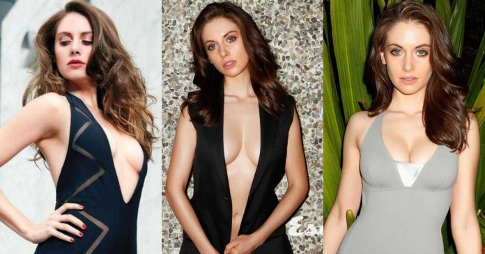 61 Alison Brie Sexy Pictures Which Will Leave You To Awe In Astonishment