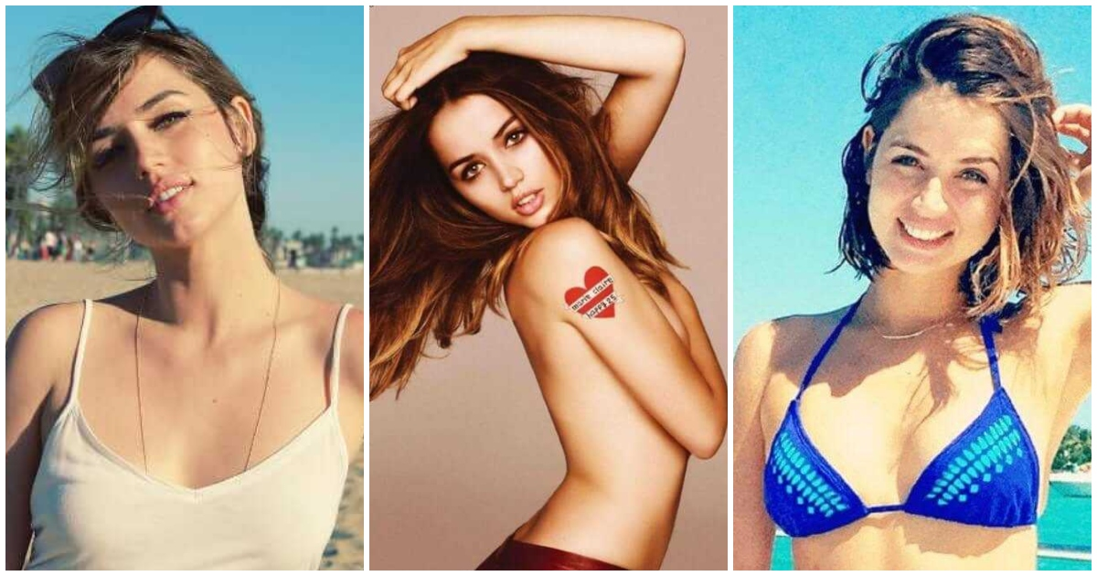 61 Ana de Armas Sexy Pictures Which Will Make You Succumb To Her