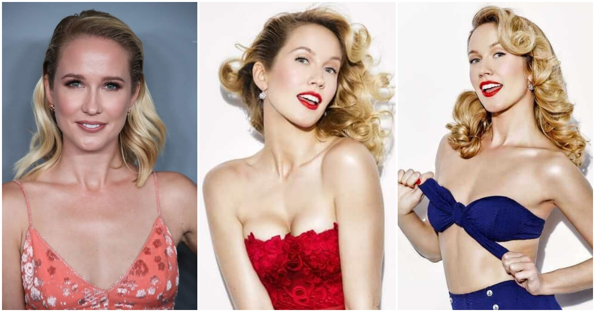 61 Anna Camp Sexy Pictures Are Windows Into Paradise