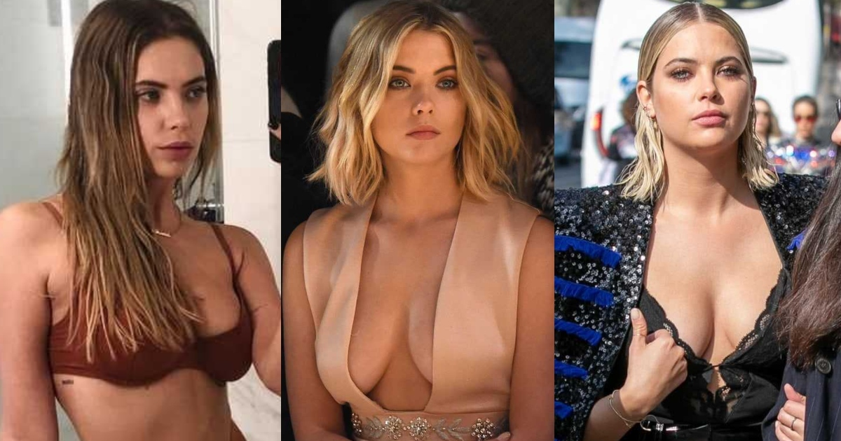 61 Ashley Benson Sexy Pictures Which Will Make You Succumb To Her