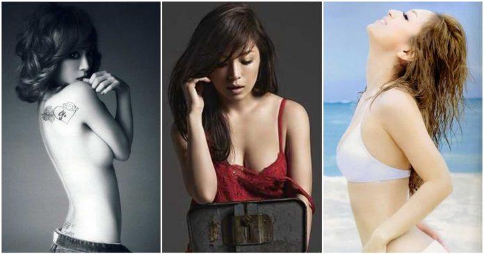 61 Ayumi Hamasaki Sexy Pictures Are Essentially Attractive