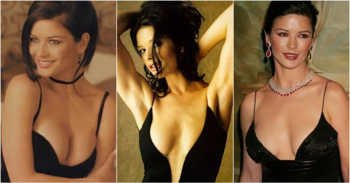 61 Catherine Zeta-Jones Sexy Pictures Which Demonstrate She Is The Hottest Lady On Earth