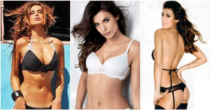 61 Elisabetta Canalis Sexy Pictures Are An Appeal For Her Fans