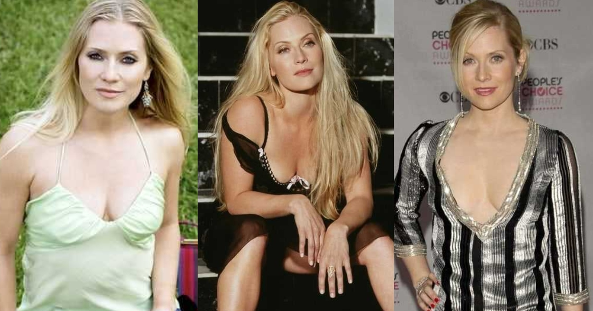 61 Emily Procter Sexy Pictures Are Truly Astonishing