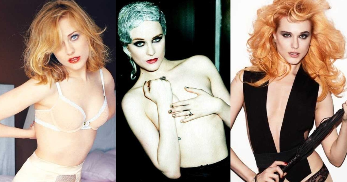 61 Evan Rachel Wood Sexy Pictures Reveal Her Lofty And Attractive Physique