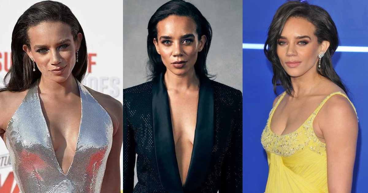 61 Hannah John-Kamen Sexy Pictures Are Simply Excessively Damn Delectable