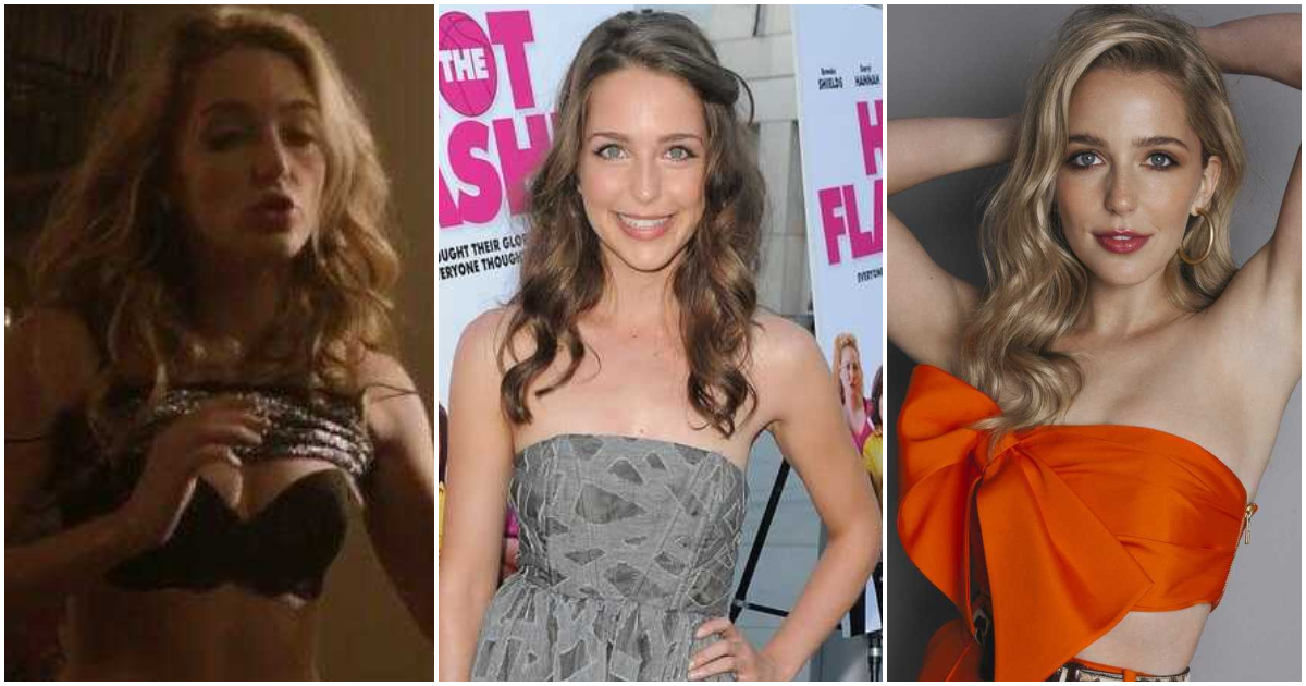 61 Jessica Rothe Sexy Pictures Demonstrate That She Is Probably