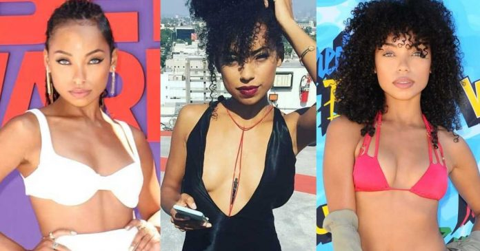 61 Logan Browning Sexy Pictures Are Excessively Damn Engaging