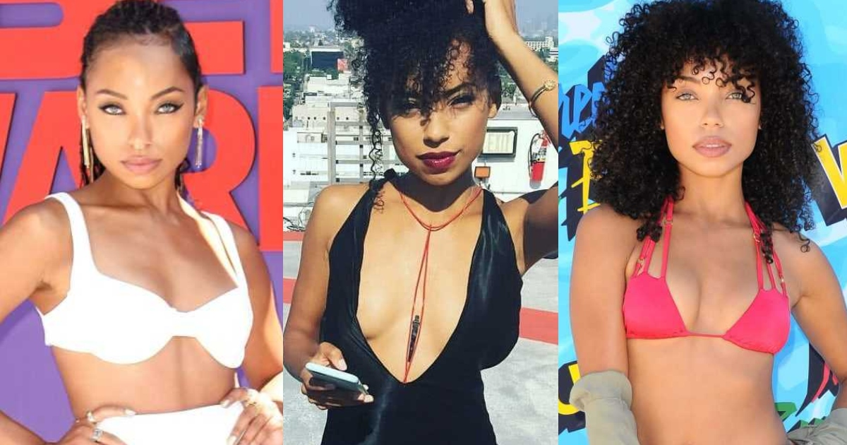 61 Logan Browning Sexy Pictures Are Excessively Damn Engaging - GEEKS ON COFFEE