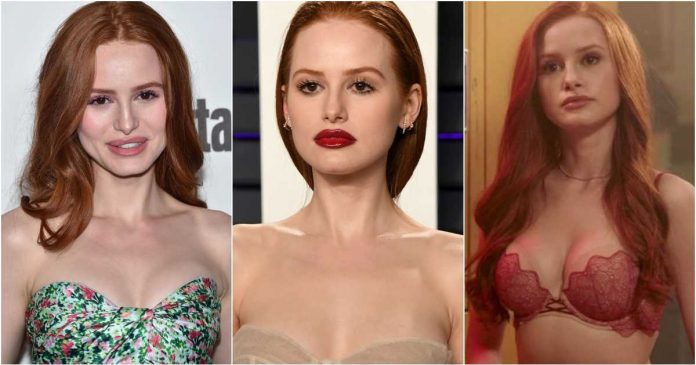 61 Madelaine Petsch Sexy Pictures Are Windows Into Heaven