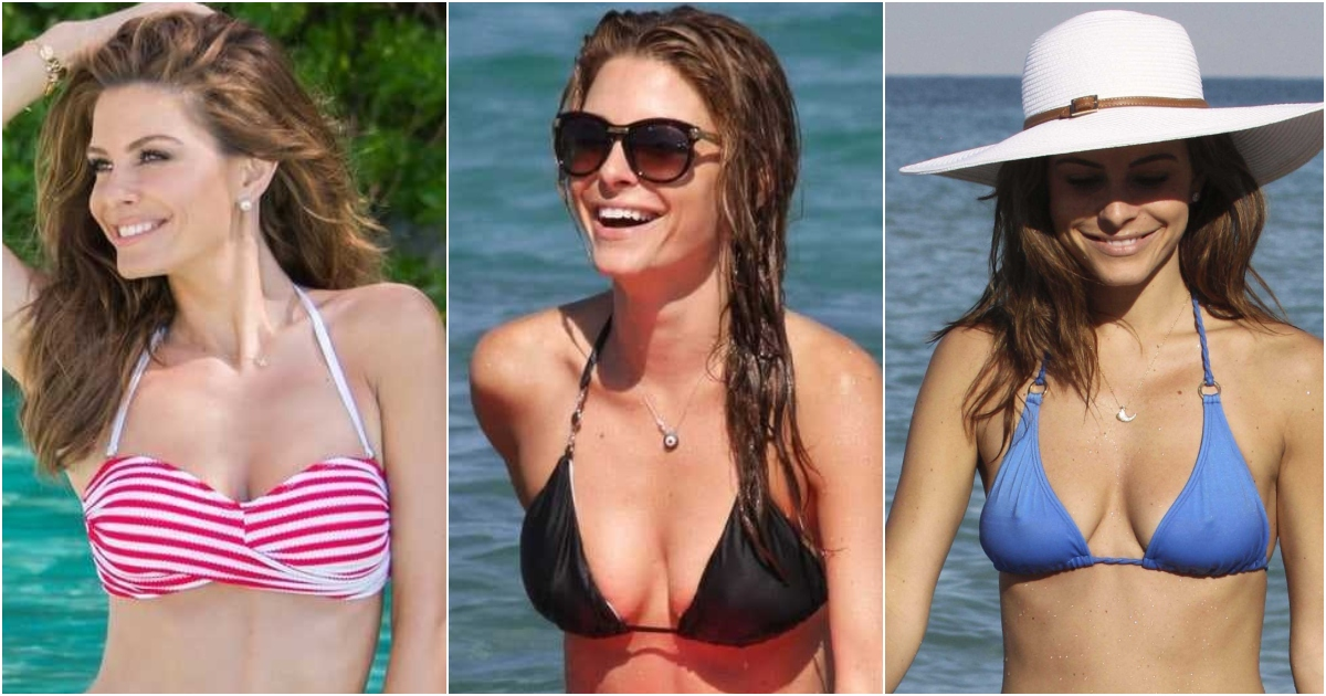 61 Maria Menounos Sexy Pictures Are A Genuine Meaning Of