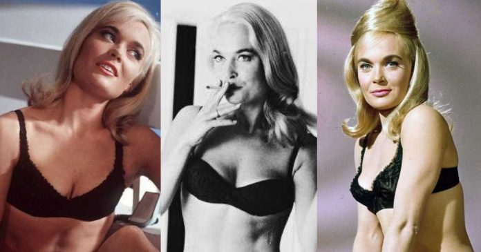 61 Shirley Eaton Sexy Pictures Are Essentially Attractive