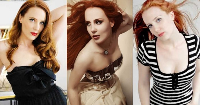 61 Simone Simons Sexy Pictures Which Will Make You Feel Arousing