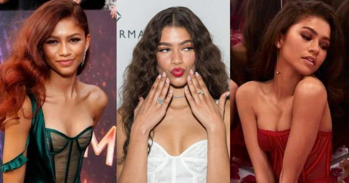 61 Zendaya Sexy Pictures Which Are Incredibly Bewitching